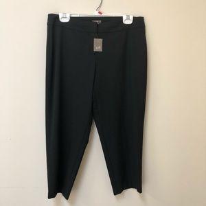 J Jill Cropped Dressy Pants